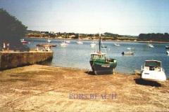 Le port de Pors Beac'h