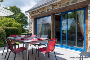 Gîte Ty Leur à Logonna-Daoulas dans le Finistère