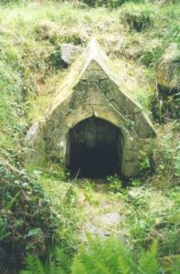 Fontaine Guern An Ylis Logonna-Daoulas